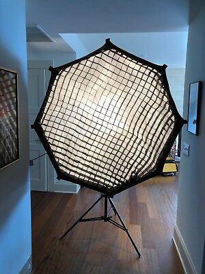Dedolight PanAura/Octodome 5' lighting kit - 1K Tungsten With extra soft boxes