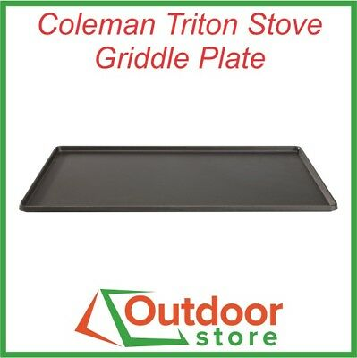 Coleman Griddle Hot Plate for Triton Stove - Free to Melb/Syd/Adel
