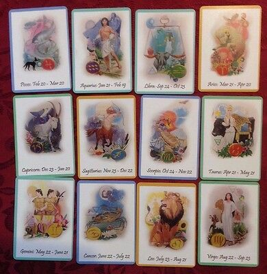 Zodiac Classical cards ( Astrology, tarot, fortune telling, horoscope )