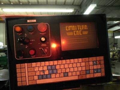 OMNITURN CONTROLLER w/ X& Y AXIS MOTORS and CABLES
