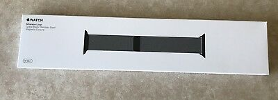 42mm Milanese Loop Genuine Apple Watch Band.