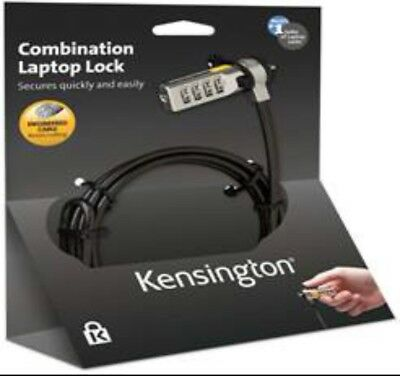 Kensignton Laptop Combination Security Lock