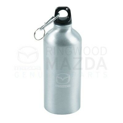 New Genuine Mazda Stainless Steel Drink Bottle Merchandise Gift Accessory