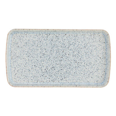 NEW Denby Halo Small Rectangular Platter