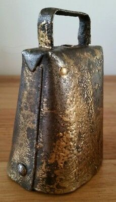 Antique Cow Bell