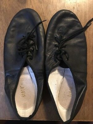 Bloch Jazz Shoes Size 8 Ladies, Excellent Condition