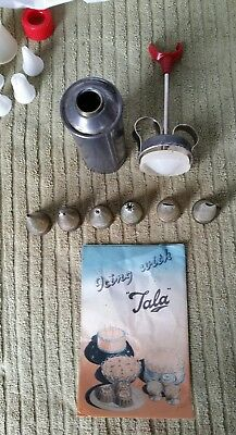 Tala Icing Set Cake Decorating Kitchen Tools Vintage Made in England