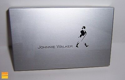 Johnnie Walker Golf Tee Set New with Case Free Shipping