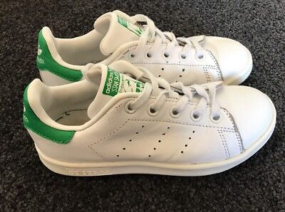 Kids Stan Smith Shoes Size 13