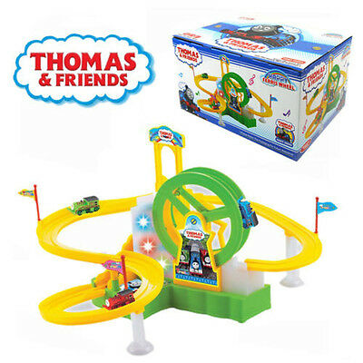 Electronic Thomas The Tank Engine & Friends Led Train Kid Child Playset Game Toy