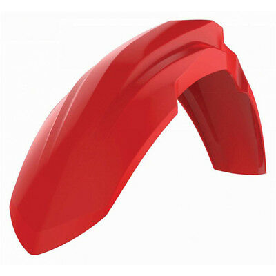 Polisport NEW Mx Honda CRF250R 2018 CRF450R RX 2017-2018 Red Front Fender