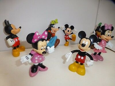 7 Mickey Mouse characters