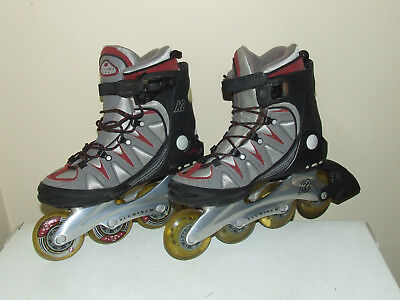 K2 Rollerblades / Inline skates / Roller Blades with backpack & protection gear