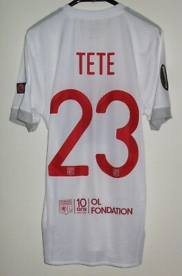 Lyon Ajax Netherlands - Holland / Nederland Match Un Worn Shirt Tete 17/18