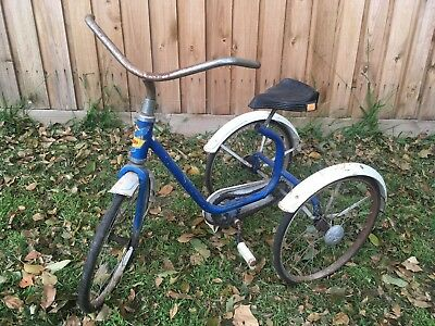 Collectable Vintage Tricycle – Garden, Hobbies, Scooter, Advertising, Cyclops
