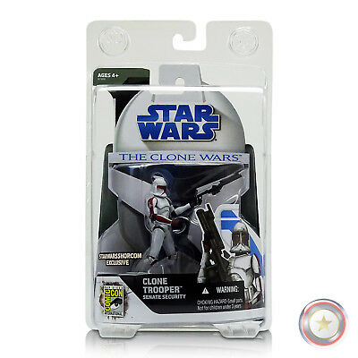 Clone Trooper (Senate Security) - Star Wars: The Clone Wars - Hasbro