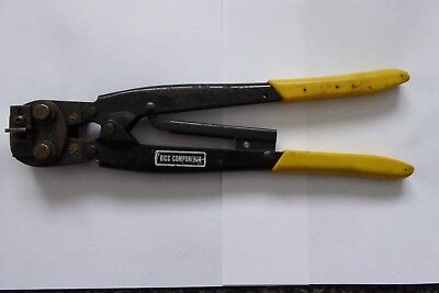 BICC Components Crimping Tool - Type BMR6P