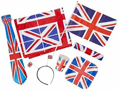 Via decorazione del partito Kit Union Jack Collection creativo (m5s)