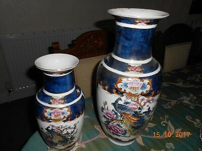 Collection of pottery chinese /japanese design