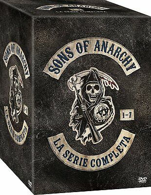 Sons Of Anarchy - La Serie Completa - Stagioni Da 1 A 7 (30 Dvd) Cofanetto Unico