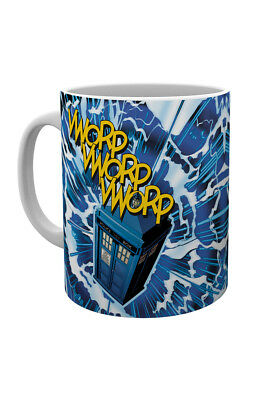 Doctor Who, Universe Vworp Tasse