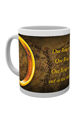 Lord Of The Rings, One Ring Tasse