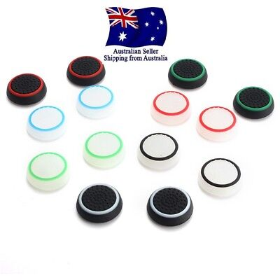 4 X Analog PS4Controller Thumb Stick Grip Thumbstick Cap Cover Xbox one Joystick