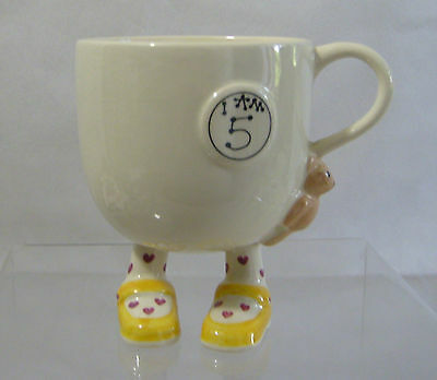 Carlton Ware Lustre Pottery Walking Ware 'i Am 5' Cup