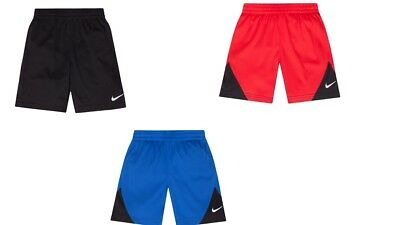 Nike Boys Dri Fit Pull On Avalanche Shorts Choose Color & Size NWT