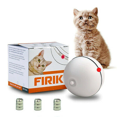 Cat Toy Automatic Rolling Ball Light Interactive Entertainment Exercise For Cats