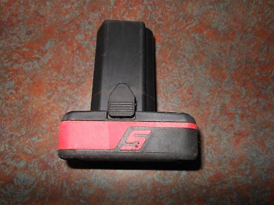 CTB8172 Snap On Lithium Rechargeable Battery Red