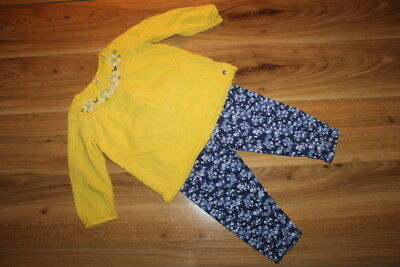 NEXT M&S girls top pull on trousers bundle 18-24 months *I'll combine postage