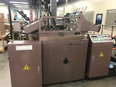 Beiren TYM 750 foil stamper and die cutter.  Slightly Used!