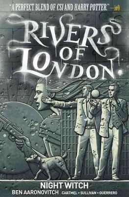 Rivers of London 2 : Night Witch, Paperback by Aaronovitch, Ben; Cartmel, And...