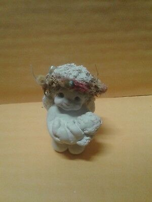 Dreamsicles DC054 Baby And Me Cherub Angel Figurine Signed Kristin 96