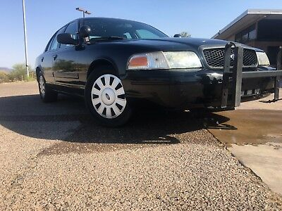 2010 Ford Crown Victoria  2010 FORD CROWN VICTORIA