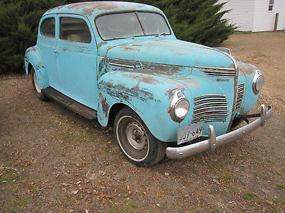1940 Plymouth Other  1940 Plymouth 2 door sedan