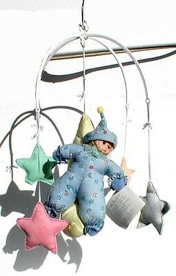"""Madame Alexander Child's Room """"Man In The Moon Mobile"""""""