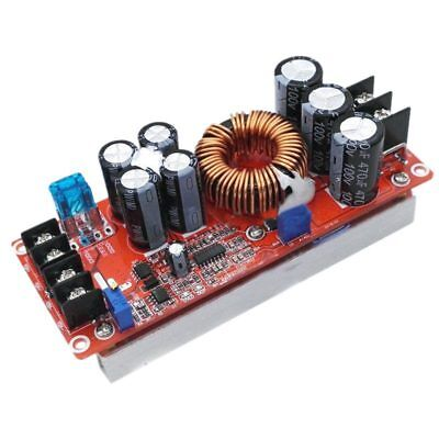 1200W 20A DC Converter Boost Car Step-up Power Supply Module 8-60V to 12-83V I4S
