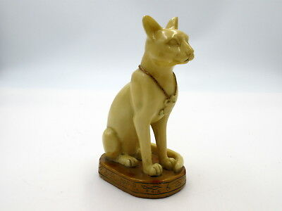 Early Phenolic Resin Egyptian Cat figure