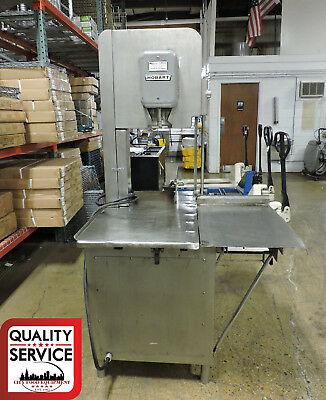 Hobart 5216D Commercial Meat Saw - 3 PH, 200V