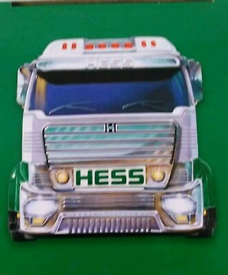 2016 Hess Toy Truck and Dragster( New Never out of box)