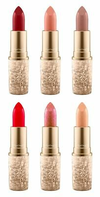 MAC Snow Ball Lipstick Collection Holiday 2017 Snowball **Choose Your Shade**