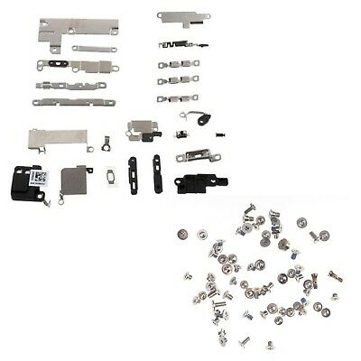 For iPhone 7 Bracket Set Replacement Inner Metal Shields & Holding Brackets