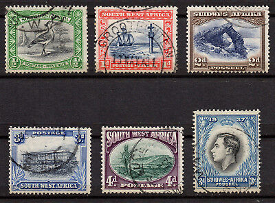 South West Africa - used
