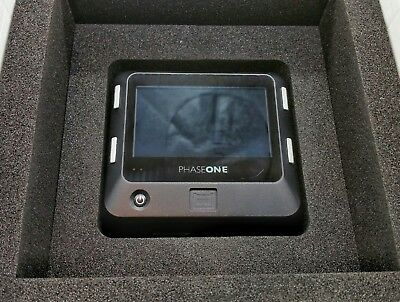 Phase One IQ140 Digital Back for Contax 645 camera by Phase One very rare Mount