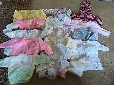 Baby Girls Clothes Bundle Aged Newborn And 0-3 Months