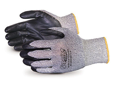 """6 Pair Superior Touch Heavy Duty Work Gloves  Size-7 Small """"brand New With Tags,"""
