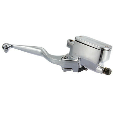 [NEW] 1 inch Front Motorcycle Brake Master Cylinder Right For Harley Davidson 04