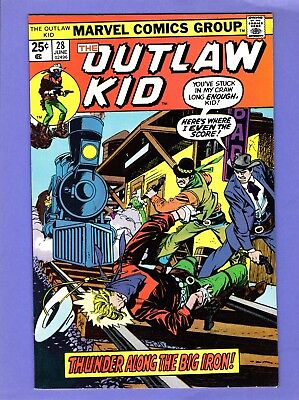 Outlaw Kid  #28  --  Don Rosa Pedigree Copy   -- --  VF+  cond.